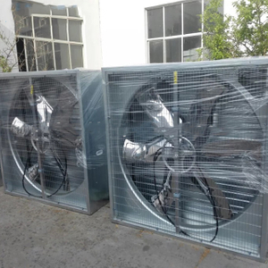 Greenhouse Exhausted Fan Central Air Cooling System