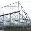 Huijing Hot-dip Galvanized Steel Frame Greenhouse for Sale