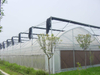 Polytunnel Greenhouse Outside Shading System for Flower