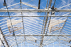 Roof Ventilation Systems and Side Ventilation Systems for Greenhouse Flowers