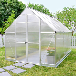 Mini Polycarbonate Greenhouse