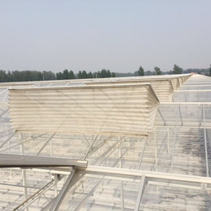 Agricultural Multi Span Greenhouse Ventilation System