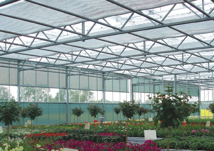 Economical Agricultural Greenhouse Inside Shading System
