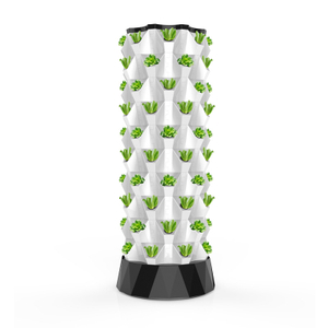 New Agricultural Greenhouse Rotary Aeroponic Tower Garden Vertical Hydroponic System
